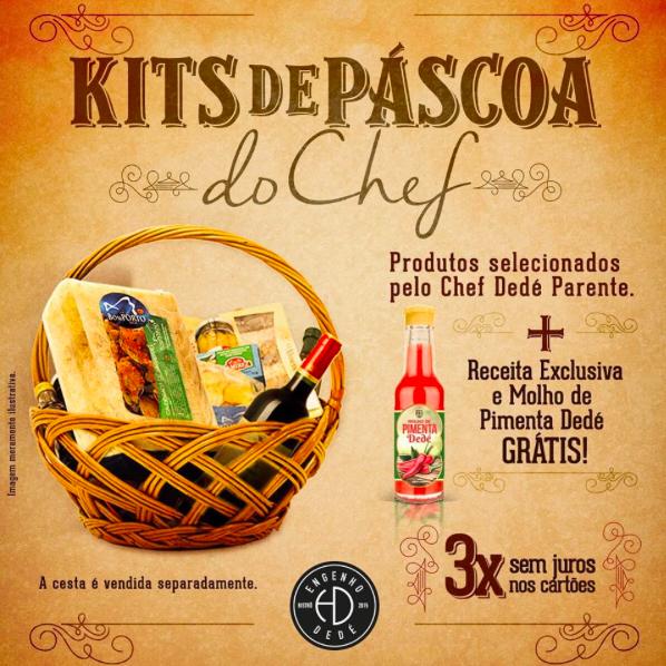 kit pascoa